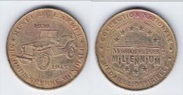 **** MUSEE DE L´ARMEE - SECONDE GUERRE MONDIALE 2001 - MONNAIE DE PARIS (LIRE NOTA) **** EN ACHAT IMMEDIAT !!! - Monnaie De Paris