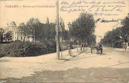 Ille Et Vilaine - Ref A153- Paramé - Boulevard Chateaubriand  -carte Bon Etat - - Parame