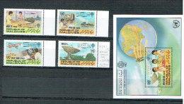 Malediven -  Weltkommunikationsjahr 1983 (**/mnh) - Maldive (1965-...)