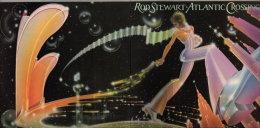 * LP *  ROD STEWART - ATLANTIC CROSSING (Label Misprint)(Holland 1975) - Rock