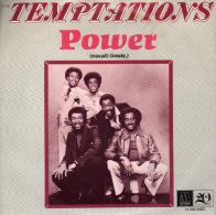"* 7"" *  TEMPTATIONS - POWER (Holland 1980) - Soul - R&B"