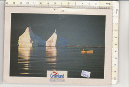 PO4909C# GROENLANDIA - ICEBERG  VG 1993 - Groenlandia