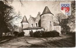 Villeneuve-de-Blaye - Château Mendoce - Altri Comuni