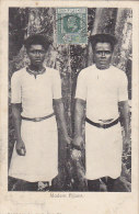 Océanie - Iles Fidji / Modern Fijians /  Précurseur / Postal Mark 1903 - Figi