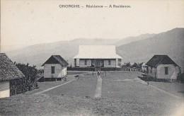 Océanie - Papouasie / Papua New Guinea /  Ononghe / Missions / Habitations - Papouasie-Nouvelle-Guinée