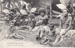 Océanie / Nouvelle Calédonie / Colonies Francaises / Famille Mère Enfants - New Caledonia
