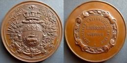 MEDAILLE 1900 VILLE DU HAVRE - Andere