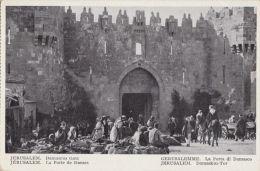 JERUSALEM - DAMASCAS GATE - Palestine