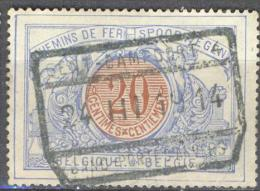 _Kd320: TR30: GENT-DAMPOORT 4 // GAND-PORTE D´ANVERS : Type G-s4_s-s - Chemins De Fer