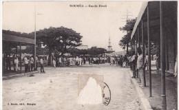 Nouvelle Caledonie - Noumea Rue De Rivoli - Nouvelle-Calédonie