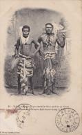 Nouvelle Caledonie - Sphinx Et Arago Qui Ont Danse Le Pilou Pendant 25 Heures - Nouvelle-Calédonie