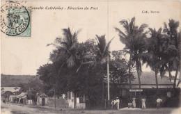 Nouvelle Caledonie - Noumea Direction Du Port - Nouvelle-Calédonie