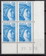 N° 1975 - Daté 21/02/78 - X X - - 1970-1979