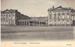 CHATEAU DE COMPIEGNE -3 CPA - Cartes Postales