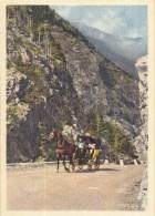 Postvervoer Zwitserland - 400 Jaar Zwitsers Vervoer - 1806 Zwitplätzer Postkutsche - R4 – Ongebruikt - Post