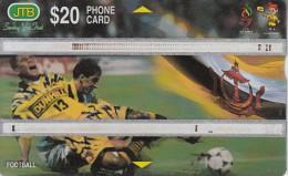 BRUNEI(L&G) - Football, CN : 906E, Used - Brunei