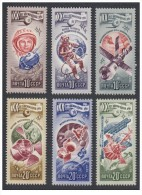 URSS - 1977 - Nuovo/new - Spazio - Mi N. 4648/53 - 1923-1991 USSR