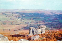 Manaton, Dartmoor, Devon, England Postcard Judges - Altri