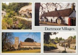 Villages, Dartmoor, Devon, England Postcard Judges - Altri