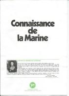 """Dossier """"CONNAISSANCE De La MARINE """" Chocolaterie Poulain - Cioccolato"""