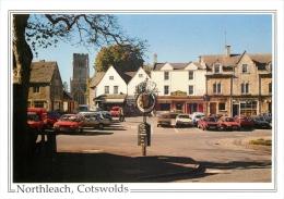 Northleach, Gloucestershire, England Postcard - Otros