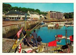 22b55CpmPERROS - GUIRECLe Bassin à Flot 1971 ; Superbe ! - Perros-Guirec
