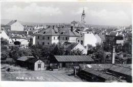 BRUCK An Der Leitha ND Fotokarte Nicht Gelaufen Um 1935 Verlag Karl Kühne Wien - Bruck An Der Leitha