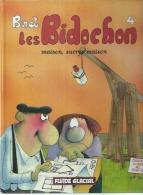 LES BIDOCHON  4 - MAISON, SUCREE MAISON ( BINET ) - FLUIDE GLACIAL - Bidochon, Les