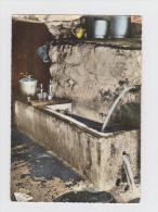 """07 - MONT GERBIER DE JONC - FERME DE """" LA LOIRE """" - N°14 - 1968 - Publicité Broc Un RICARD Jaune Source Auge - Publicidad"""
