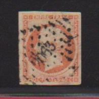 40 Centimes Orange  //  N 16   // Cachet 2063  //  Montauban - 1853-1860 Napoleon III