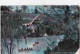 MELBOURNE ( Australie) - Twickenham Ferry Yarra (river) - Burnley -  ## Très RARE ## - Melbourne