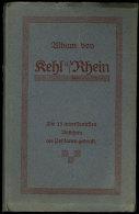 KEHL-AM-RHEIN - Carnet De 15 Cartes Postales Détachables - Kehl