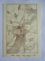 "STORY BOARD ""HALLOWEEN"" NS 22/200 FANTASMAGORIE - BOISCOMMUN 1998 - Caroline Baldwin"