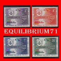 473/476**  - CONGO - République Du Congo (1960-64)