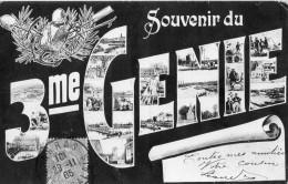 ARRAS SOUVENIR DU 3 EME GENIE MULTIVUES - Arras