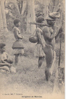 Océanie - Nouvelle Calédonie - Indigènes De Moindou / Nu / Tribu - New Caledonia