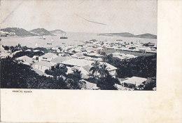 Océanie - Nouvelle Calédonie / Précurseur / Nouméa /  Panorama Ville Et Passe - New Caledonia