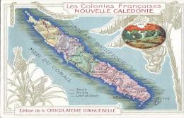 Océanie - Nouvelle Calédonie / Géographie Ile - New Caledonia