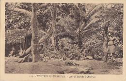 Océanie - Vanuatu / Nouvelle Hébrides / Village Jour De Marché à Ambrym - Vanuatu