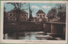 67 HAGUENAU - Porte De Wissembourg - Haguenau