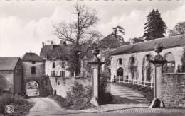 CPU42/  Rare ´photo Veritable´ Lesve Entrée Du Chateau Et De La Ferme Ed. Magasin L´Abeille - Profondeville