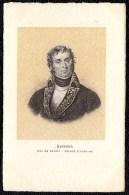 HISTOIRE - MASSENA - DUC DE RIVOLI - PRINCE D'ESSLING - édit. Supra Paris - Hommes Politiques & Militaires