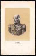 HISTOIRE - MONCEY - DUC DE CONEGLIANO - édit. Supra Paris - Hommes Politiques & Militaires