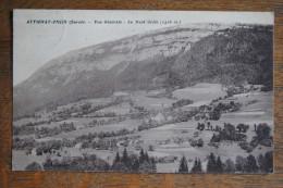 ATTIGNAT ONCIN Vue Générale Mont Grêle - France