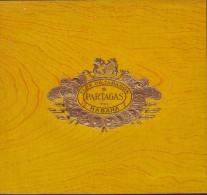 T48 CUBA TOBACCO OLD LEBEL FLOR DE TABACOS PARTAGAS - Labels