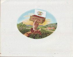T57 CUBA TOBACCO OLD LEBEL TABACO. MANLY - Labels