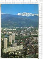 STADE  SPORTIF  -  GRENOBLE  -  Avenue Maréchal Leclerc Et  Les   STADES   -  Immeubles - Cartes Postales