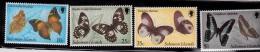 Solomon Islands, 1982, SG 456 - 459, Set Of 4, MNH - Solomon Islands (1978-...)