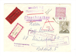 Old Letter - Germany, DDR - [6] Democratic Republic