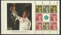Northern Ireland 1994 Prestige Book DX6 Pane SG N 170a Umm. ( 1434 ) - Nordirland